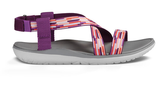 Teva W's Terra-Float Livia Sandals Tacion Purple